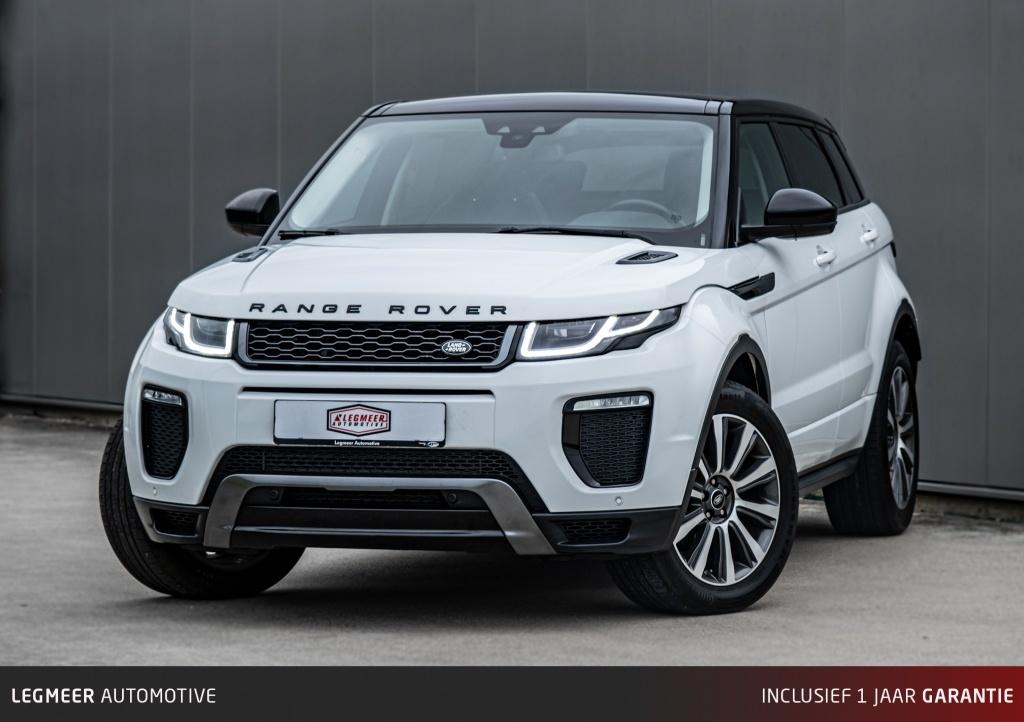 Land Rover-Range Rover Evoque