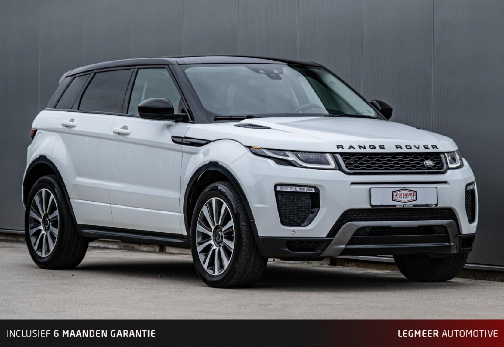 Land Rover-Range Rover Evoque-0
